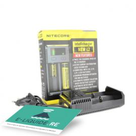 Chargeur batteries Nitecore New I2