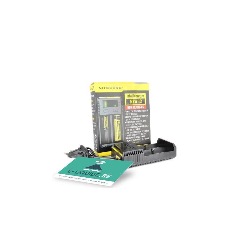 Chargeur batteries Nitecore New I2