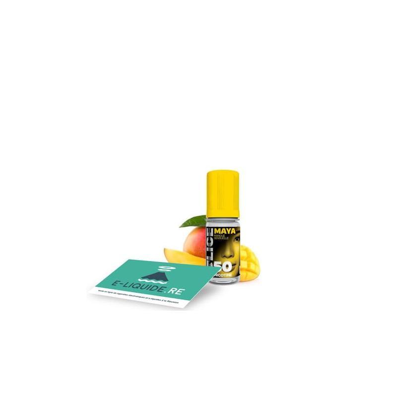 Eliquide D'lice Maya de la gamme D50