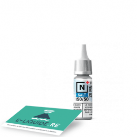 Booster 20mg/ml Sel de Nicotine 10ml 50/50 PG/VG Liquideo