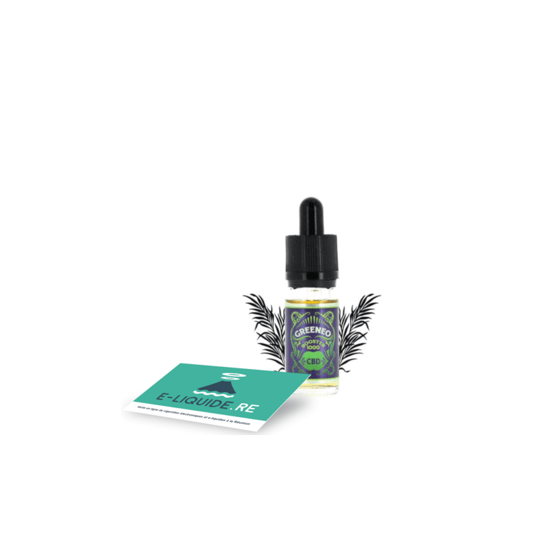 Booster CBD by Greeneo