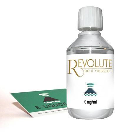 Base 275 ml Revolute sans nicotine