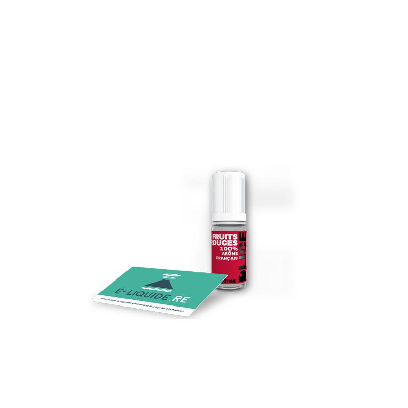 Fruits Rouges 0mg/ml D'LICE