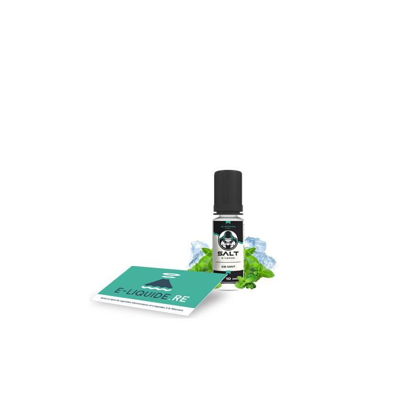 Ice Mint (Sel nicotine) 10ML de Le French Liquide
