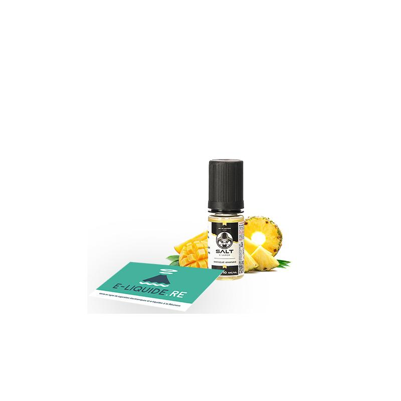 Mangue Ananas (Sel nicotine) 10ML de Le French Liquide