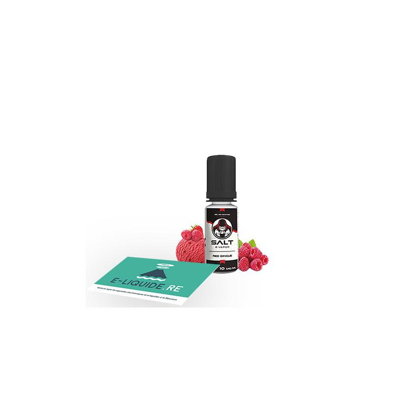 Red Dingue (Sel nicotine) 10ML de Le French Liquide