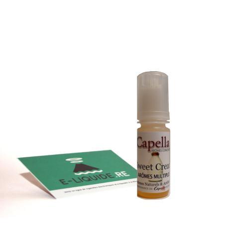 Sweet Cream arôme concentré Capella