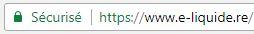 Paiement sécurisé protocole SSL